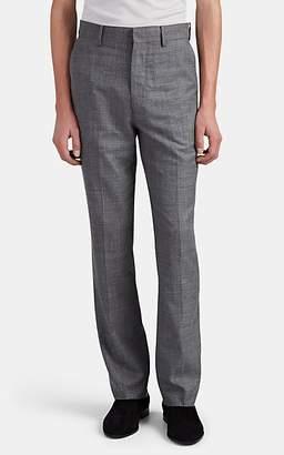98bf7433e45235 The Row Men's Mick Wool Slim Trousers - Light Gray