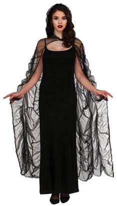 BuySeasons Women Chiffon Cape Adult Costume