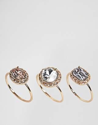 Aldo Fine Jewel Multipack Ring Set