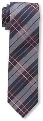 Franklin Tailored Men's Wool Plaid Tie