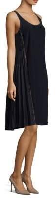 DKNY Classic Sleeveless Knee-Length Dress