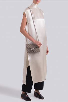 Beaufille Cetus High Collar Dress