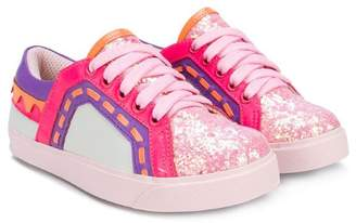 Sophia Webster Mini Riko low-top sneakers