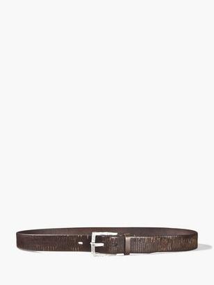 Laser Cut Leather Belt $228 thestylecure.com