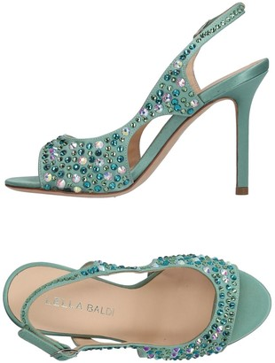 Lella Baldi Sandals - Item 11201912