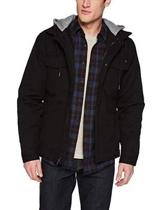 Zoo York Men's Hooded Jacket