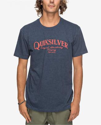 Quiksilver Men's Golden Session Graphic T-Shirt