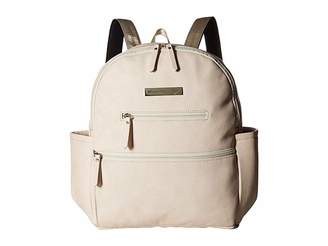 Petunia Pickle Bottom Matte Leatherette Ace Backpack