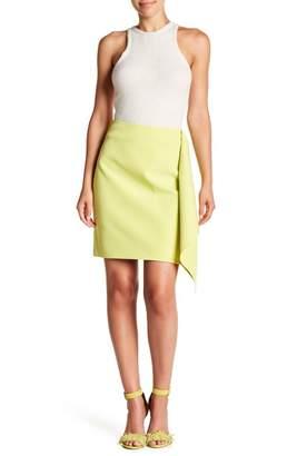 Ted Baker Asymetric Frill Pencil Skirt