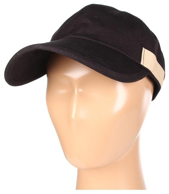 Hat Attack Baseball Cap (Black) - Hats