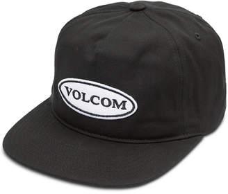 Volcom Men s Hard Core In 94 Snapback Hat a3ee953266c