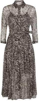 AllSaints Eley Rosey Dress