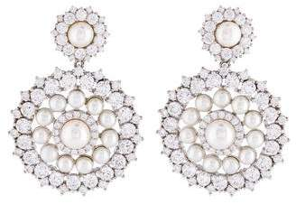 Angélique de Paris Pearl Madame Drop Earrings