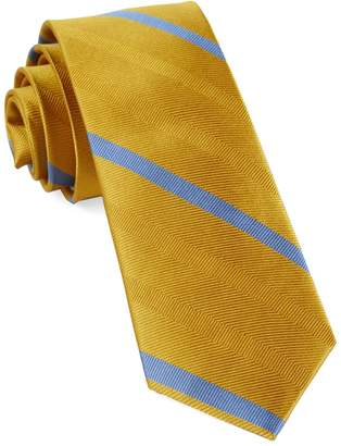 The Tie Bar Goal Line Stripe