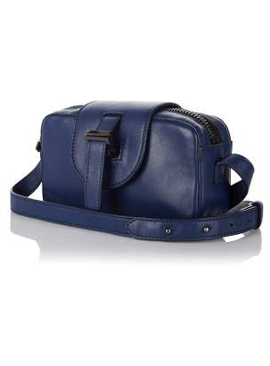 Meli-Melo MICRO BOX CROSS BODY BAG IN MIDNIGHT BLUE