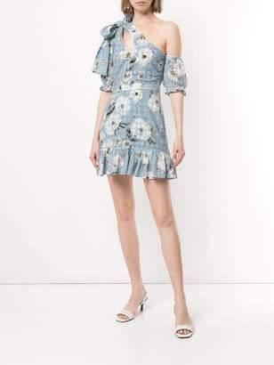 We Are Kindred Sookie asymmetric mini dress
