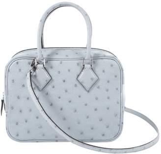 Hermes Plume ostrich bag