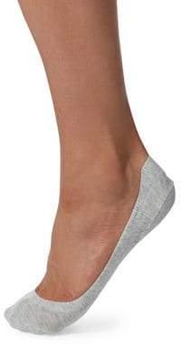 Hue Hidden Cotton Perfect Edge Liner Socks