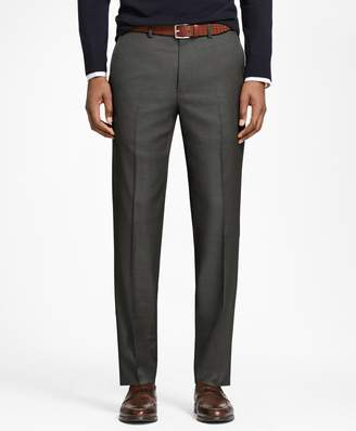 Brooks Brothers Milano Fit Stretch Wool Trousers
