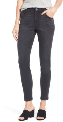 Women's Wit & Wisdom Ab-Solution Stretch Ankle Skinny Jeans $68 thestylecure.com