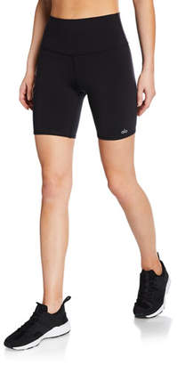 Alo Yoga High-Waist Active Biker Shorts