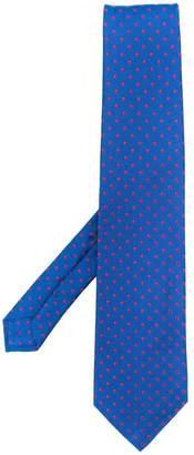 Brodé Cravate À Pois - Etro Bleu trPiOu02