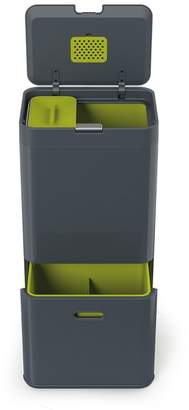 Williams-Sonoma Joseph Joseph Totem 60-L. Waste Separation & Recycling Bin, Graphite