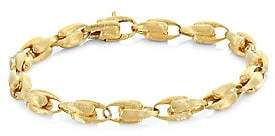 Marco Bicego Lucia 18K Yellow Gold Small Link Bracelet