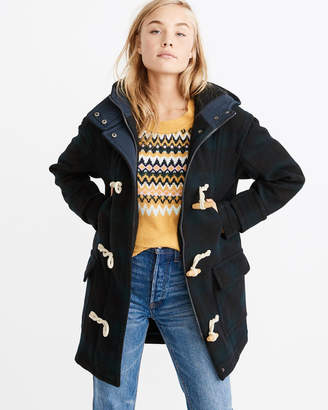 Abercrombie & Fitch Duffle Coat