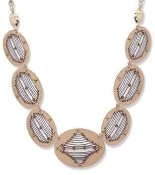 Jenny Packham Secret Origins Pearl Collar Necklace