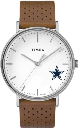 Timex Dallas Cowboys Bright Whites Tribute Collection Watch