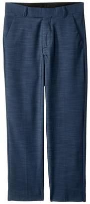Calvin Klein Kids Plain Weave Pants Boy's Casual Pants