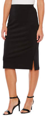 Evan Picone BLACK LABEL BY EVAN-PICONE Black Label by Evan-Picone Suit Skirt