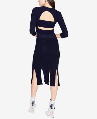 Rachel Roy Back-Cutout Sweater, Created for Macy's