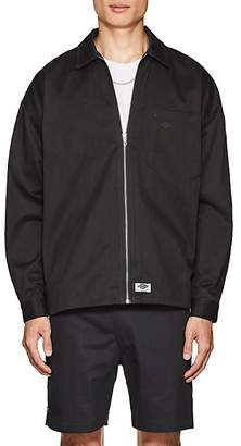 Dickies CONSTRUCT Men's Logo Cotton Oversized Shirt Jacket