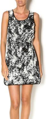 Olive + Oak Splatter Dress
