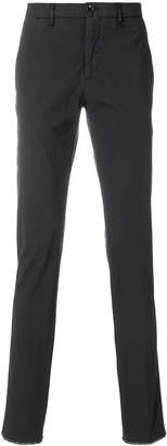 Lardini regular tailored trousers