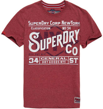Superdry 34th Street Flagship T-Shirt