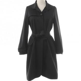 Anteprima Black Polyester Coats