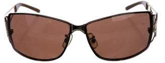 Chopard Crystal Tinted Sunglasses