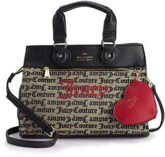 Juicy Couture Popout Heart Satchel
