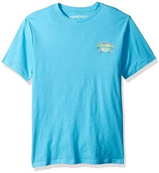 Margaritaville Men's Short Sleeve Catch of The Day T-Shirt