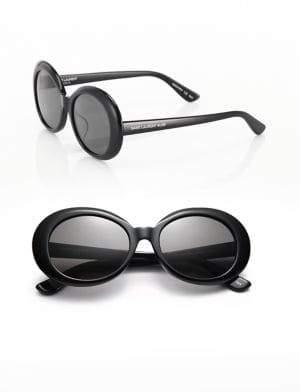 Saint Laurent SL 98 California 53MM Oversized Oval Sunglasses