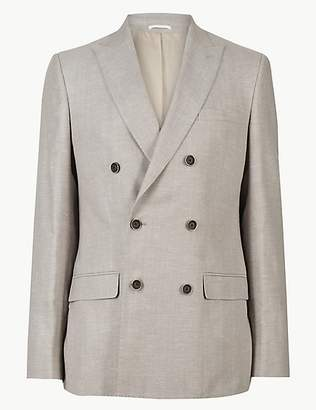 M&S Collection Tailored Fit Jacket