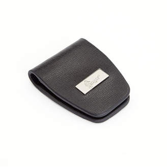 Royce Leather Royce Slim Magnetic Money Clip in Genuine Saffiano Leather