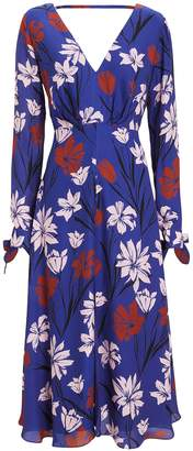 La Maison Talulah Fleeting Floral Long Sleeve Dress