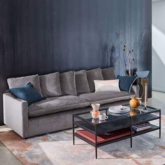 "west elm Retreat Sofa (96"")"