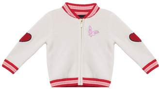 Juicy Couture Follow the Rainbow Sweater Jacket for Baby