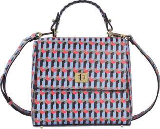 Hugo Boss Bespoke Forever print small bag $1,095 thestylecure.com