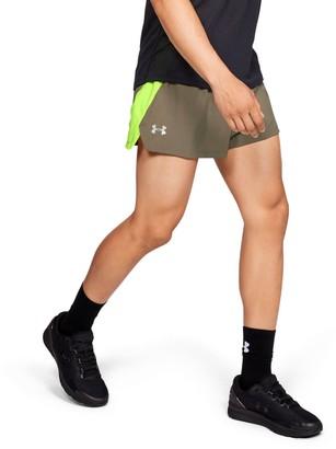 Under Armour Men's UA Launch SW Split Shorts